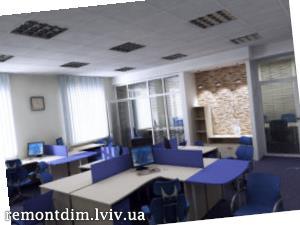 Низькі ціни на ремонт офісів у Львові