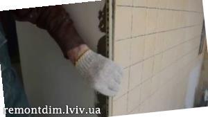 Монтаж плиточного декоративного кутника Ціни у Львові