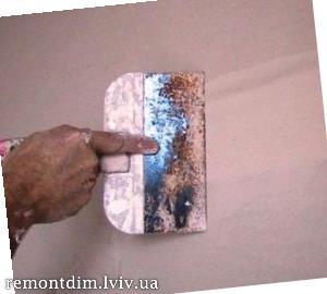Штукатурка стін (під плитку) Львів :: Ціни