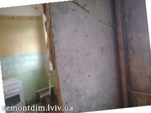 Демонтаж бетонних перегородок Ціни