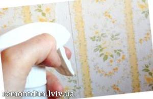 Зняття старих шпалер Львів :: Ціни